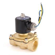 Mágnesszelep 12V levegőszelep olajszelep, vízszelep, légszelep 1