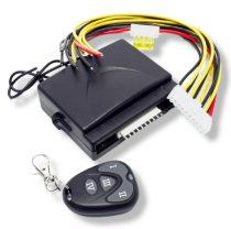 Távirányító 12V 4x12A - 4 csatornás 433 MHz 1 db távirányítóval. Gombnyomásra kapcsol, újboli gombny