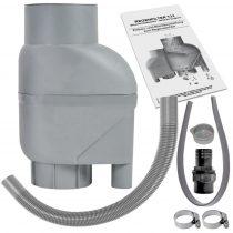 Esőcsatorna csatlakozó szűrő esővízgyűjtő tartály víztartó számára 50-110 mm közötti csatornához
