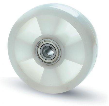 Ø 150 mm kerék raklamozgató raklapemelő polyamid átmérő 150 mm