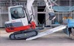 Mobil rámpa 1150 kg aluminium