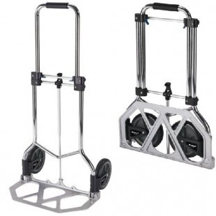 Összecsukható molnárkoccsi 100 kg teherbírás, jó ár