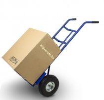 Molnárkocsi, kézikocsi 200 kg teherbírás. A rakodó felület mérete 21 x 35 cm