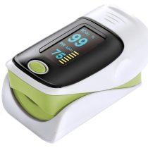 Oximeter Véroxigénszint mérő pulzusszámláló oxigénszint mérő készülék