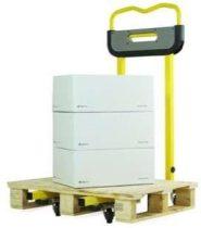 Pallea Cross raklapmozgató zseniálisan egyszerű és nagyszerű 400 kg teherbírás csak 22 kg 800 mm vil