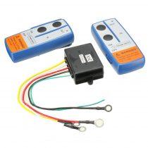 Távirányító készlet 24V csörlő vezérlésre is 315 MHz  2 db vízhatlan távirányítóval. Távvezérlő szet