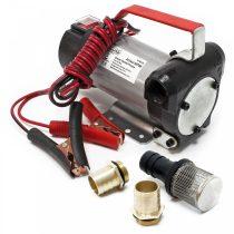 Gázolaj szivattyú, 12V üzemű biodízel, dízel töltéséhez, átfejtő pumpa