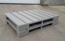 Acél raklap 800x1200 mm 2000 kg teherbírás