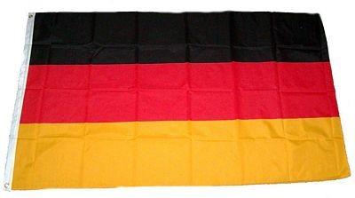 Német zászló 90x150 cm kültéri - deutsche Fahne, Flagge Deutschland