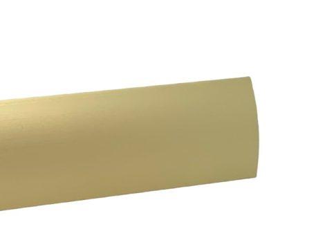 Szintkiegyenlítő profil ajtó küszöb helyett Arany 0-12 mm 40 mm széles 90 cm szintkülönbség