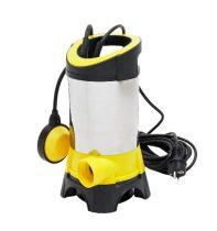 Szennyvízszivattyú rozsdamentes inox búvárszivattyú 1100 W 15000 l/h 11 méter emelésű zagyszivattyú