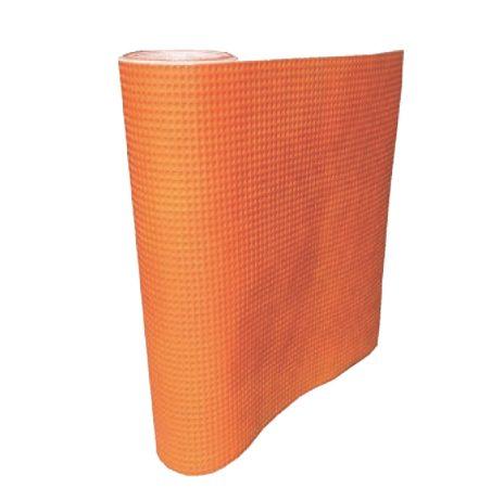 Celtec 30 vízszigetelő vízelvezető lemez erkély szigetelés teraszszigetelés 1m széles 3 mm vastag