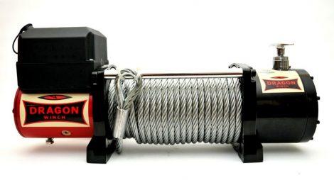 12V 24V 5900 kg csörlő 13000lb