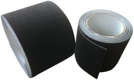 10 cm széles öntapadó csúszásgátló szalag, amelyből tetszés szerinti csíkok vághatók