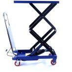 Ollós emelőasztal, kezi szallito, hidraulikus emelo kocsi 350 kg