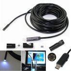 Endoszkop kamera 10m kabel