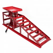 Felhajtó bemutató extra beépített emeléssel. Rámpa, kiállításhoz, szereléshez, bemutatóhoz 1000 kg teherbírás/db 375 mm magas