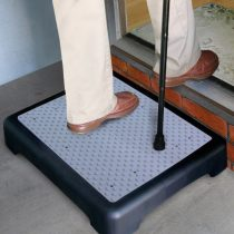 Fellépő fellépéskönnyító zsámoly 50x40x10 féllépcső mozgáskorlátozott vagy idős emberek számára