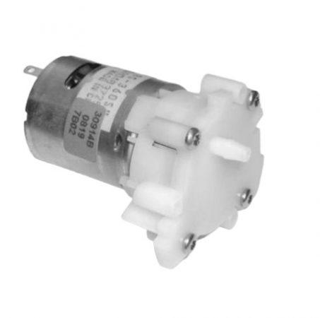 12V 1,4 A 60 l/h pici fogaskerék szivattyú vízszivattyú vízpumpa
