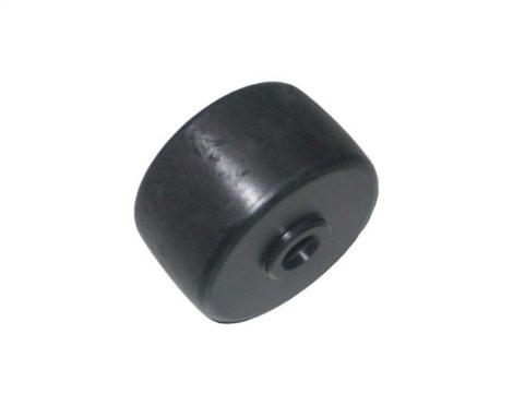 Ø 50 mm görgő raklapemelő béka, villa vezető görgő poliamid pl. Crown
