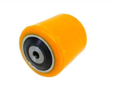 Linde T16 T20 Ø 85x105 mm villagörgő raklapemelő, raklapmozgató uretán poliuretán  Átmérő: 85 mm  Sz