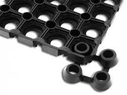 Octo Gumiszőnyeg összekapcsoló elem gumiszőnyeghez összekötő