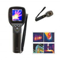 Hőkamera infra hamera Étintésmentes hőmérséklet mérés