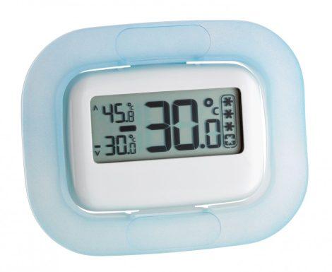 Mélyhűtő hőmérő maximum minimum érték rögzítés