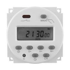 idokapcsoló_12V_egyenáram12V időkapcsoló időzítő kapcsoló óra egyenáramú digitális maximum 1000W 17