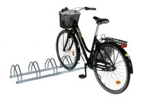 Kerékpártartó állvány kerékpár tároló 5 bicikli számára