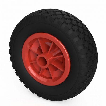 Ø 200 mm kézikocsi defektmentes tömörgumi kerék pl. molnárkocsi, kézikocsi, böllérkocsi