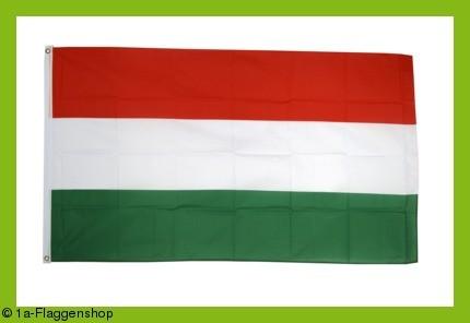 Magyar zászló 90x150 cm kültéri kivitel
