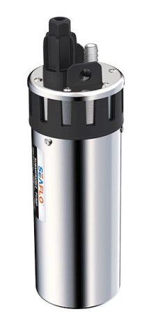 24V Mélykút szivattyú max 70 méter emelési magasság 390 liter/óra egyenáramú 24V 144W