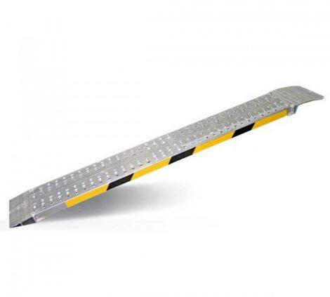 Ipari mobil rámpa 200 cm 240-625 kg/db max. 1250 kg/pár teherbírás. Hordozható rámpa fűnyíró quad sz
