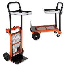 Átalakítható molnárkocsi, szállítókocsivá alakítható 80 kg ár