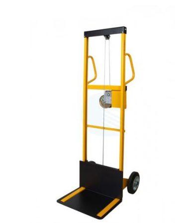Csörlős molnárkocsi max. kapacitás 100 kg