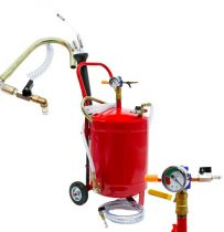 Olajszívó pneumatikus olajszívó 22,7 liter olajcseréhez