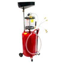 Olajszívó pneumatikus olajszívó 80 liter olajcseréhez