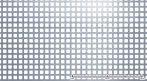 Perforált lemez rozsdamentes acél 1000x2000mm tábla 10x10 mm lyuk hálós osztással