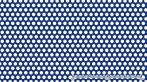 Saválló perforált lemez 10 mm