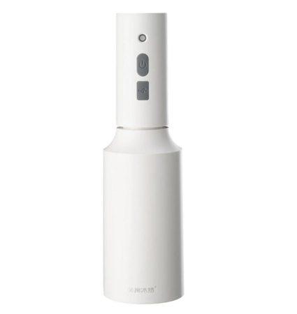 Kézi permetező 750 ml elektromos öntöző permetezőgép fehér