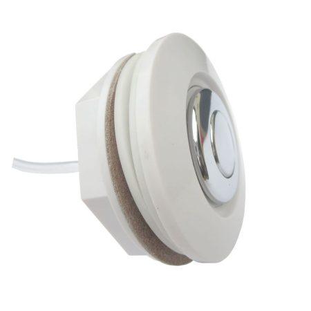 """Pneumatikus nyomógomb levegős kapcsoló uszoda jakuzzi szivattyú indító nyomáskapcsoló 2"""" 51 mm"""