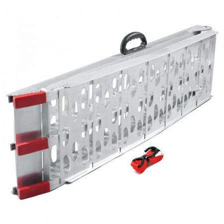 Összecsukható felhajtó rámpa 340 kg