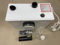Darálós szennyvíz szivattyú WC átemelő pumpa