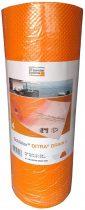 Ditra Drain 4 vízelvezető lemez erkély szigetelés teraszszigetelés 1m