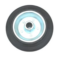 Szállítókocsi gumikerék molnárkocsi, kézikocsi, kiskocsi 75x23 átmérő 100 mm