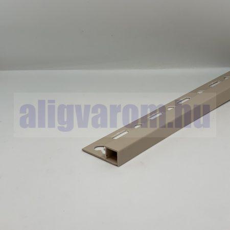 Szögletes csempe élvédő szegély PVC