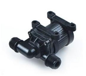 """12V 14,4W 720l/h Olajálló vízálló keringető szivattyú, pumpa IP68-vízmentes 60 °C 1/2"""" menetes"""