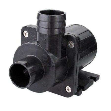 12V 24W 2000 l/h Keringető szivattyú nagyteljesítményű vízszivattyú pumpa IP68-vízmentes 2x27 mm