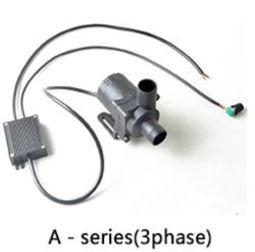 12V 45,6W 3000 l/h Keringető szivattyú nagyteljesítményű vízszivattyú pumpa sebesség szabályozóval